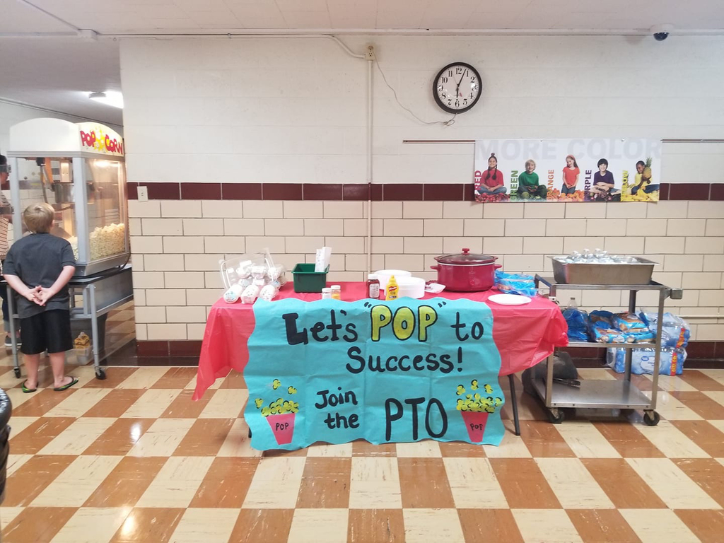 Booth PTO