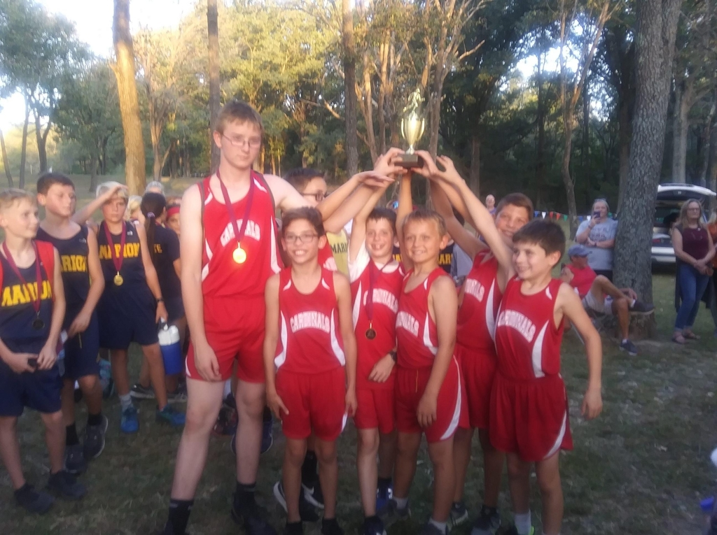 Boys JV 3rd place