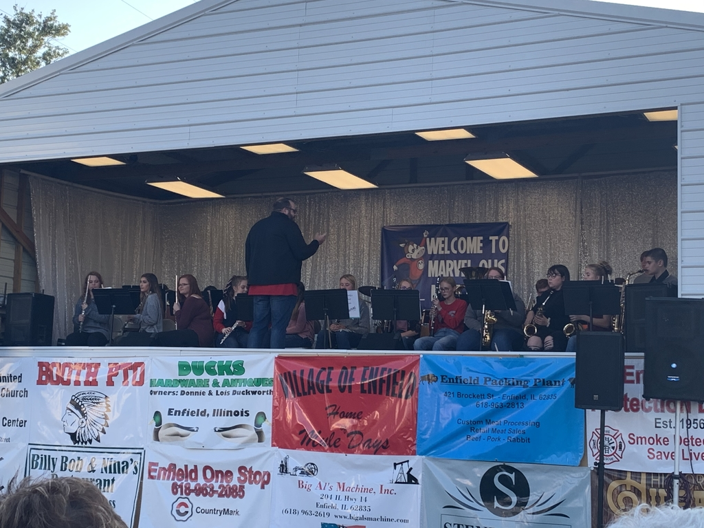 Band at Mule Days 2019
